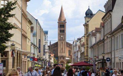 Beitrag im Deutschlandfunk: Kulturgut Innenstadt — Wie kommt wieder Leben in dieCity?