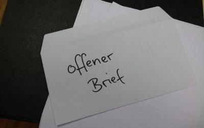 Offener Brief an die Kanzerkandidat*innen