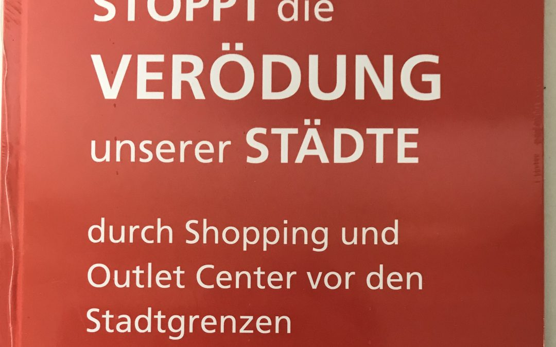 Angriff auf die City! Sonntagsverkauf löst Einzelhandelsprobleme nicht